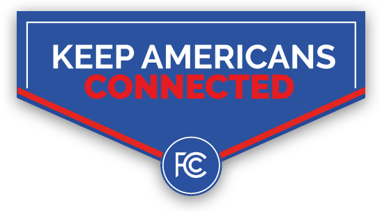 Keep Americans Connected Pledge